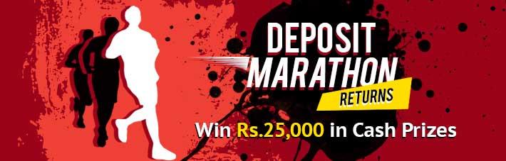 junglee rummy deposit marathon returns
