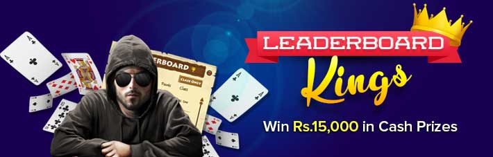 junglee rummy leaderboard kings