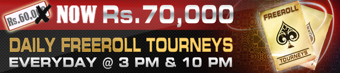 Ace2three freeroll tourneys
