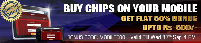 ace2three mobile bonus offer