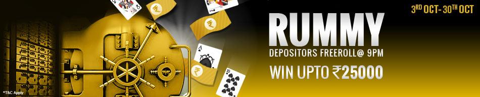 adda 52 rummy depositors freeroll