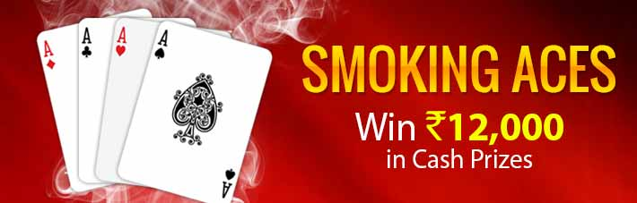 junglee rummy smoking aces