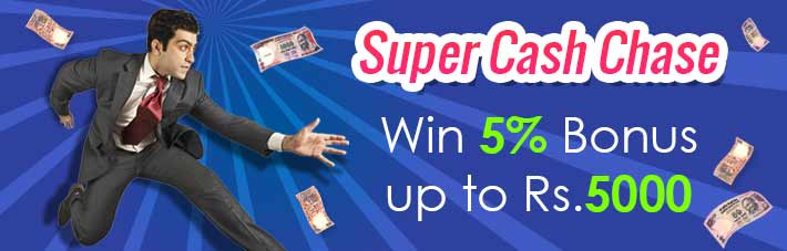 junglee rummy super cash chase