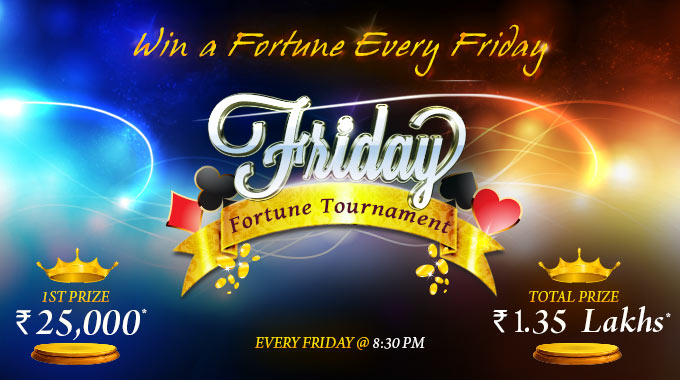 Rummy Circle Friday Fortune Tourney