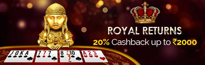 junglee rummy royal returns