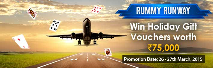 junglee rummy holiday vouchers