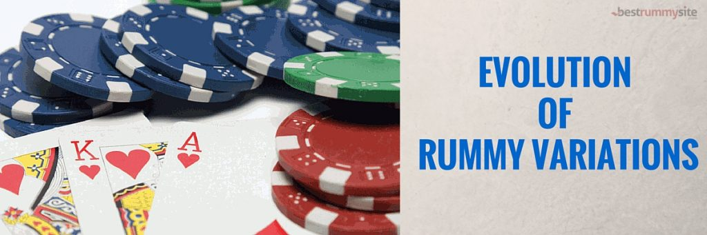 Evolution and Growth of Rummy Variations