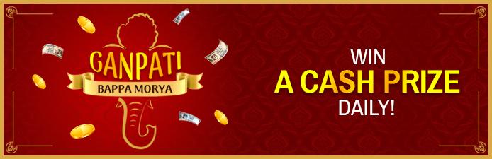 Junglee Rummy Promotion | Ganpati Bappa Morya