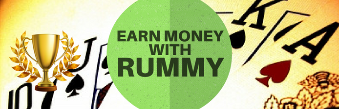 Make Money Online with Rummy