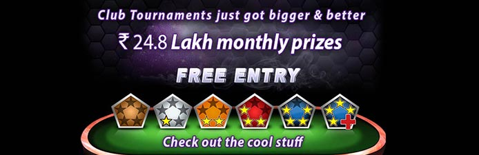 RummyCircle Promotions | Club Rummy Tournaments