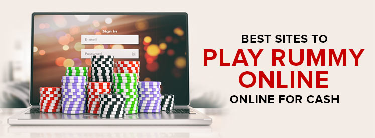 Online money earning rummy games