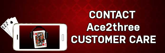 Ace2three-customer-care
